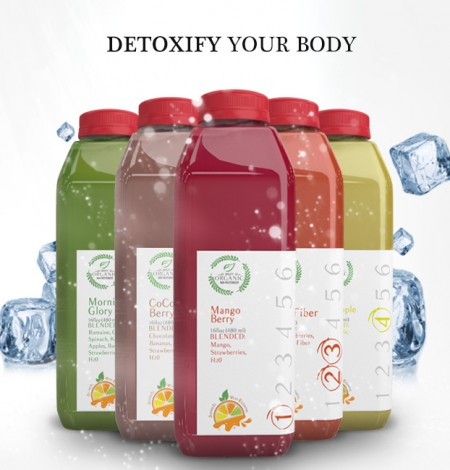 Detoxify Your Body | Juice Cleanse