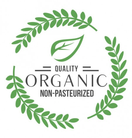 Organic Non-Pasteurized