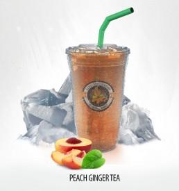 Peach Ginger Tea
