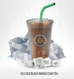 Black Mango Chai Tea